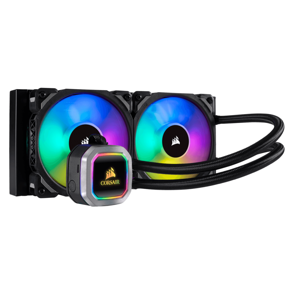 Corsair Hydro Series H100i RGB PLATINUM 240MM