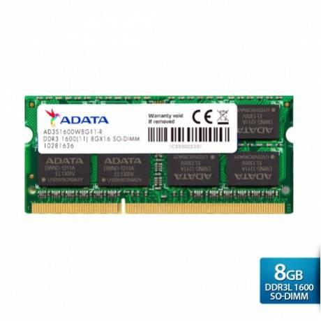 Adata DDR3L-8GB 1600 SODIMM