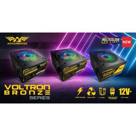 Armaggeddon VOLTRON BRONZE 235FX RGB