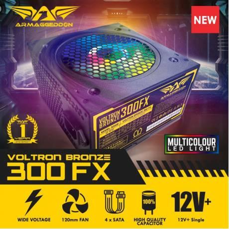 Armaggeddon VOLTRON BRONZE 300FX RGB
