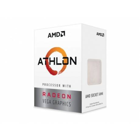 AMD ATHLON 200GE (3.3) 2/4 + VEGA3