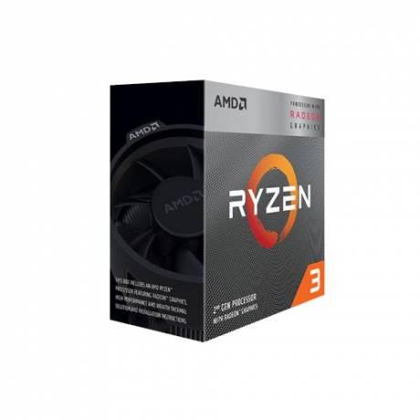 AMD RYZEN 3 - 3200G 3.6G 4/4 + fan VEGA8