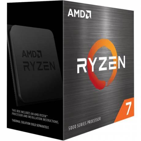 AMD RYZEN 7 - 5800X (3.8/4.7G) 8/16 w/o fan